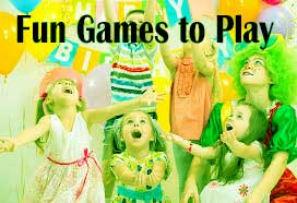 Fun Games to Play